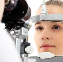 Eye examination for Cataract | Eye Associates of Washington DC