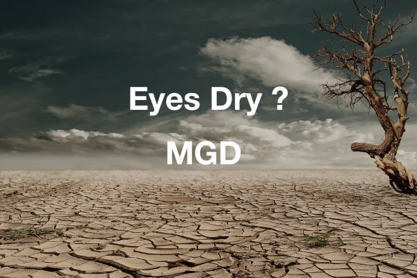 Meibomian Gland Dysfunction MGD Causes Dry Eye