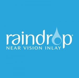 Raindrop Near Vision Corneal Inlay Treats Near Vision Loss Presbyopia