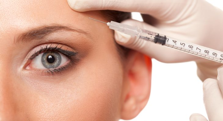 Botox Treatment for Wrinkles Skin Folds | Eye Associates of Washington DC